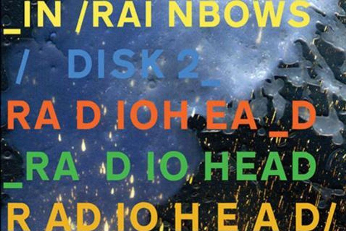 Radiohead Releases 'In Rainbows' Bonus Disc For Streaming