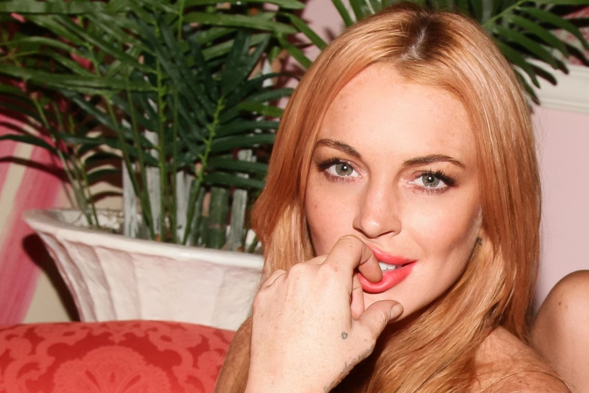 This Week In Bad Ideas, Lindsay Lohan Is Opening Up A Nightclub