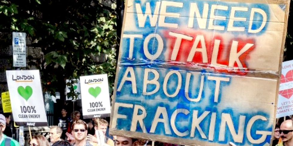 Public Opposition to Fracking Grows Worldwide