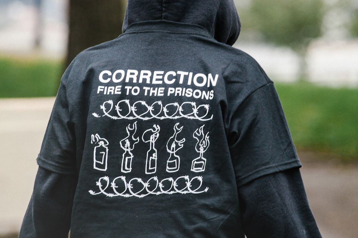 Help Fund This Streetwear Line That Supports Incarcerated Prison Strikers