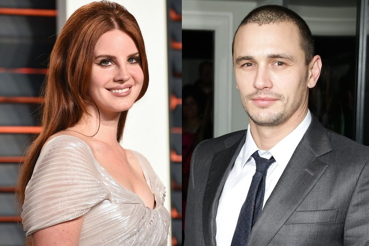 James Franco Is Being Sued For A Lana Del Rey-Related Head-Butting Incident