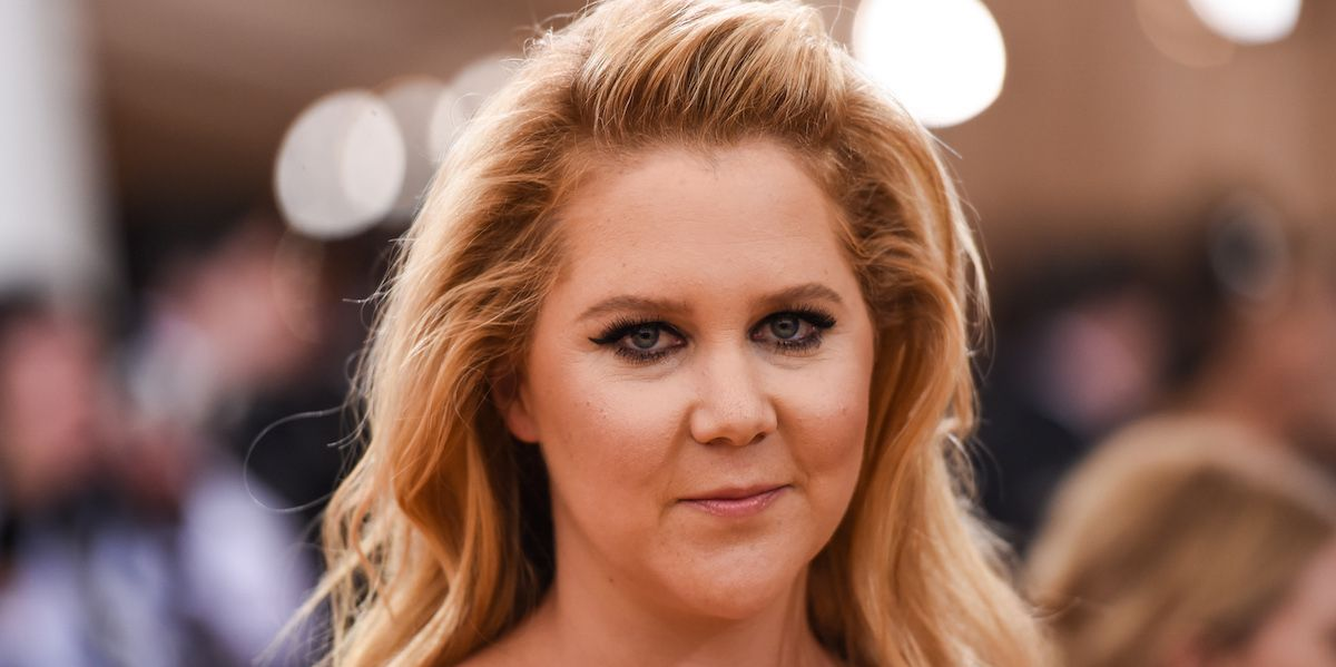 Amy Schumer Got Booed By Trump Supporters At Florida Comedy Show