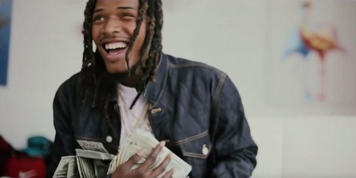 """Watch The Video For Fetty Wap's New Single """"Island On My Chain"""""""