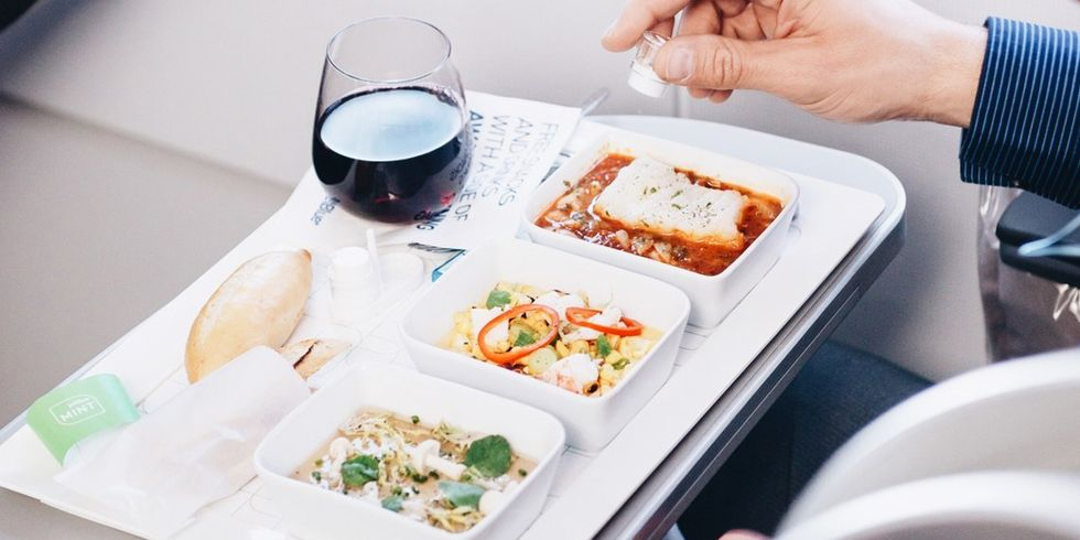 Airline Takes Local Food Revolution to the Skies