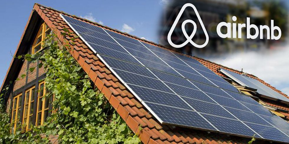 SolarCity Will Pay Airbnb Hosts $1,000 to Go Solar