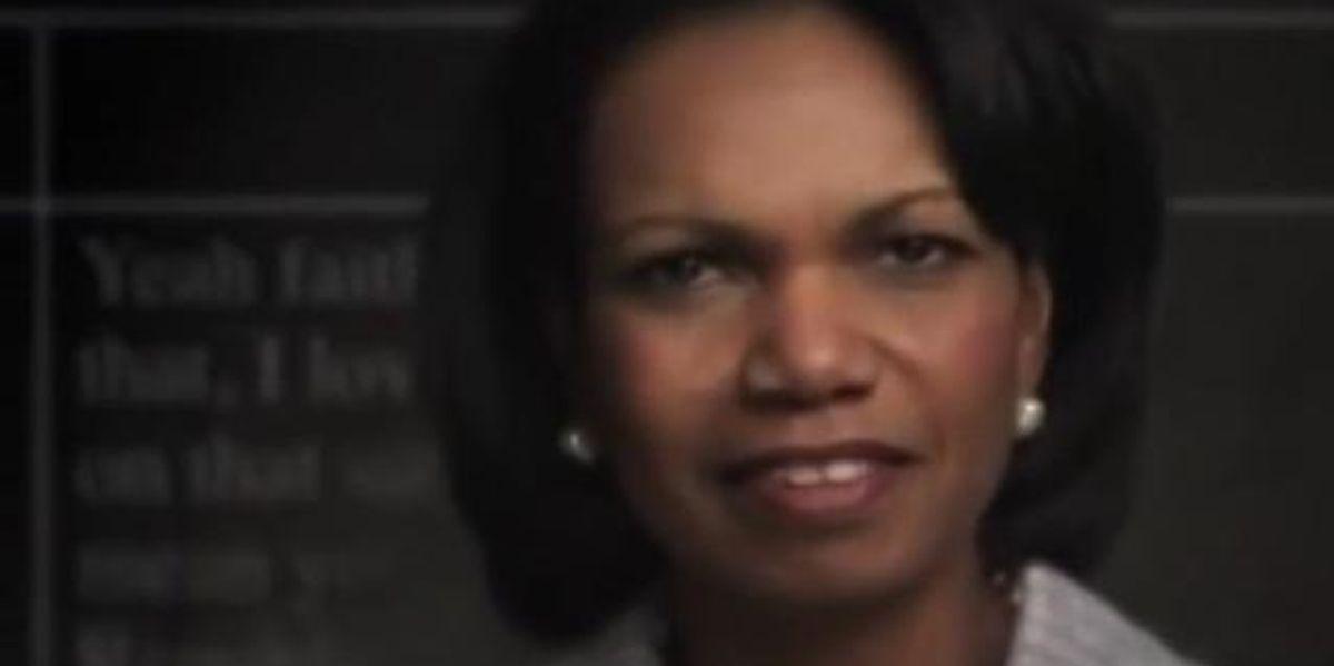 Condoleezza Rice Has The Perfect Response To Trump's Sexism