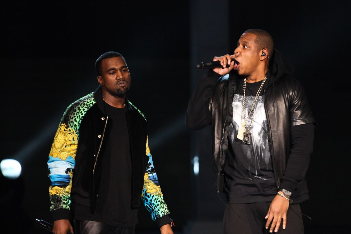 Kanye West Confirms His Falling Out With Jay Z