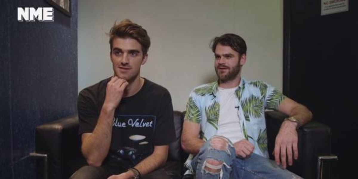 The Chainsmokers Say They Want To Buy Lady Gaga A Drink, Post-Twitter Beef