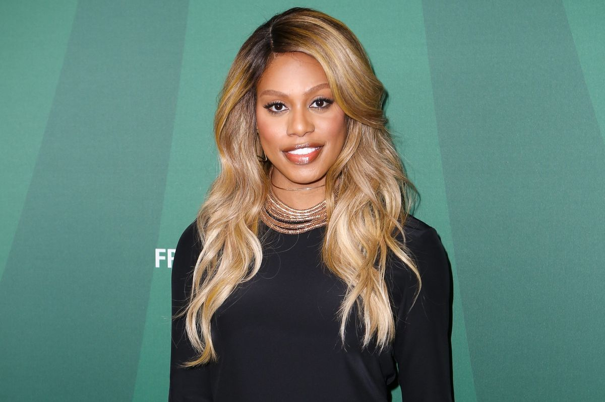 """Laverne Cox Talks About Working With Tim Curry On """"The Rocky Horror Picture Show"""" Reboot"""