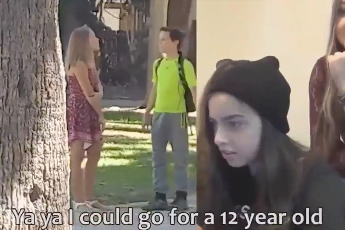 This Video Of A 13-Year-Old Busting Her Cheating Boyfriend Is Your New Friday Distraction