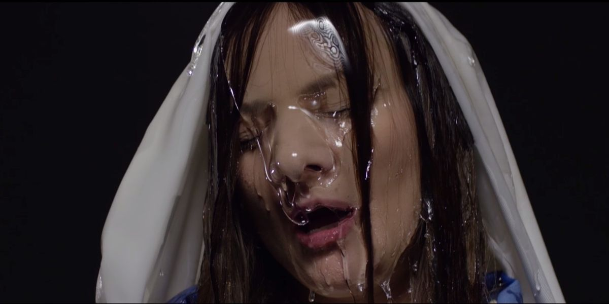 Watch James Franco's Goo-Drenched Ode To Renaissance Sculpture