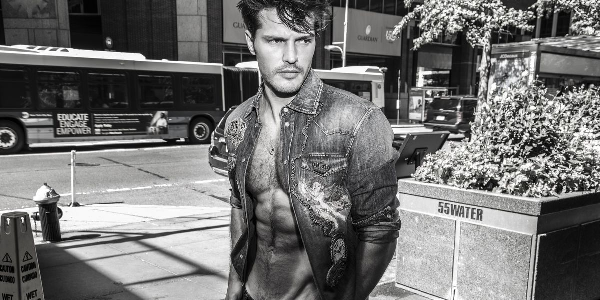 Model Crush Monday: Diego Miguel
