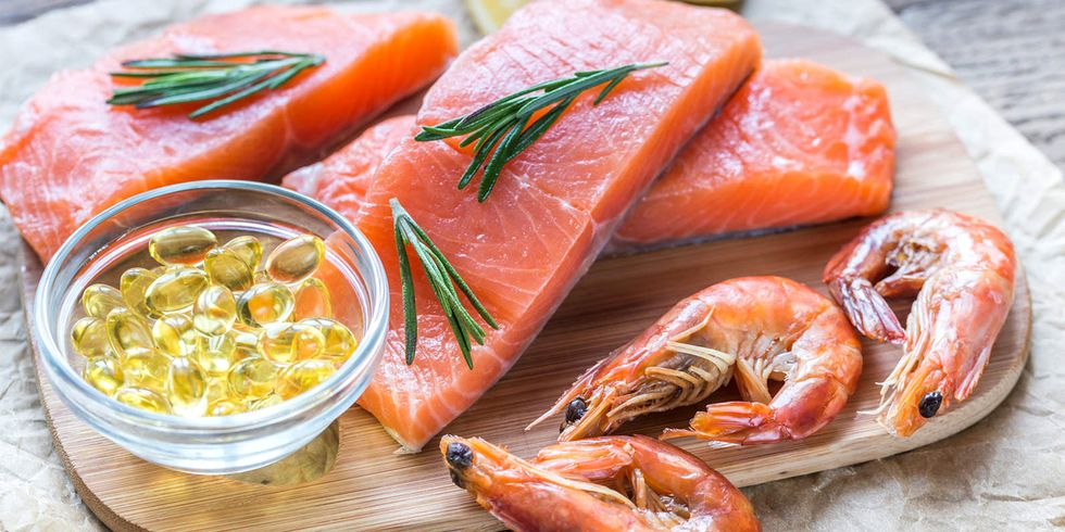 13 Health Benefits of Fish Oil