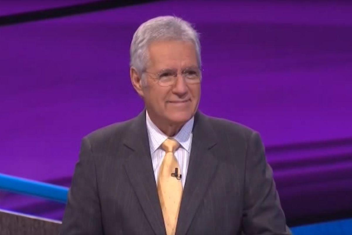 "Watch Alex Trebek Spit Bars From Drake's ""Jumpman"" On Jeopardy"