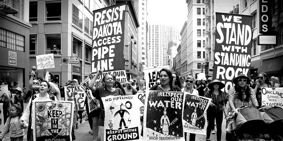 Al Gore: First Amendment Rights Must Be Protected for Those Peacefully Opposing the Dakota Access Pipeline