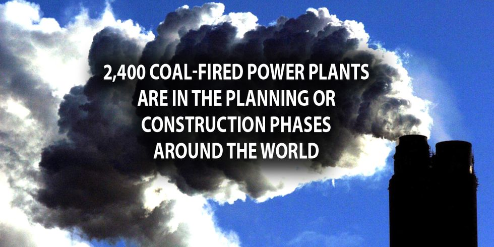 Coal Will Not Cure Global Poverty