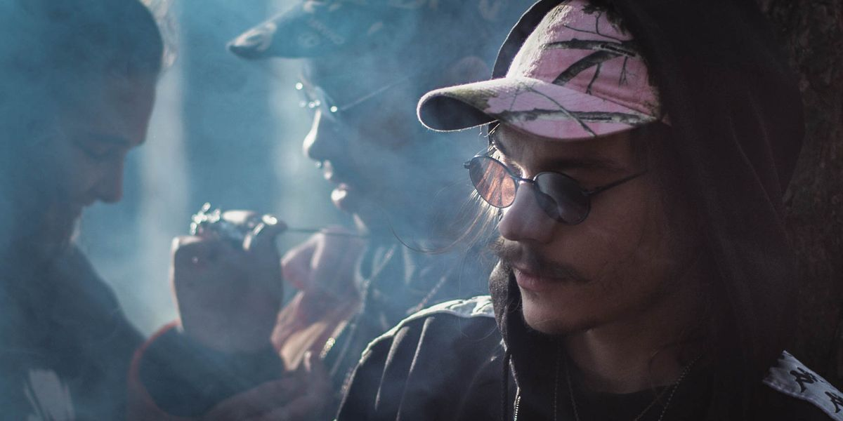 """PREMIERE: Revel In The Hedonism Of SMRTDEATH's Apocalyptic """"Cold Kiss"""" Video"""
