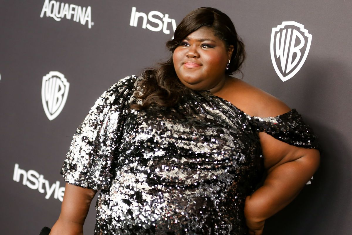 Let Gabourey Sidibe Jerk You Out Of Voting Apathy
