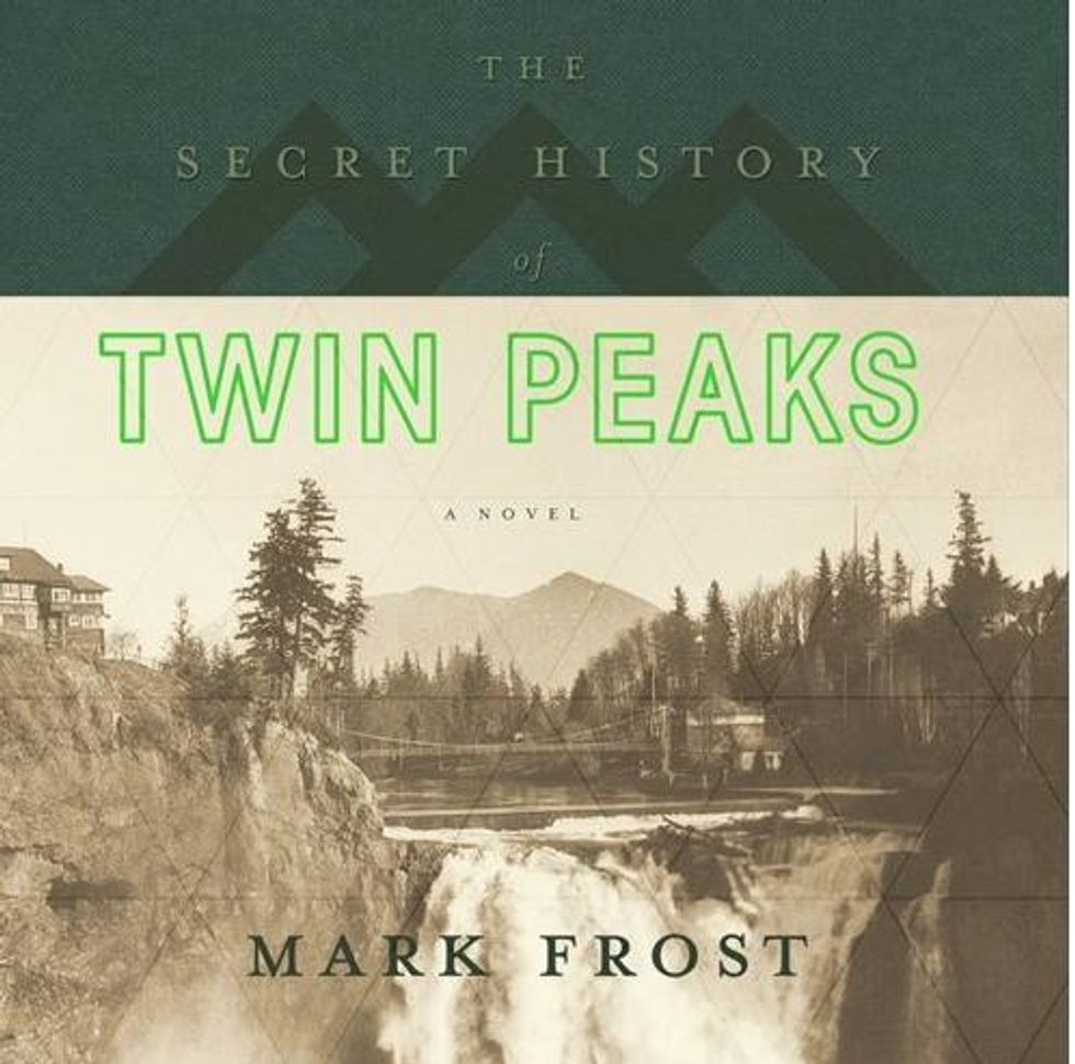 16 Minute Clip From 'The Secret History of Twin Peaks' Audiobook Leaked