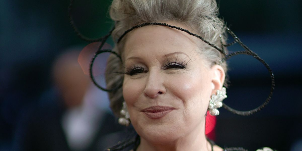 Bette Midler Is Officially The Queen Of Halloween