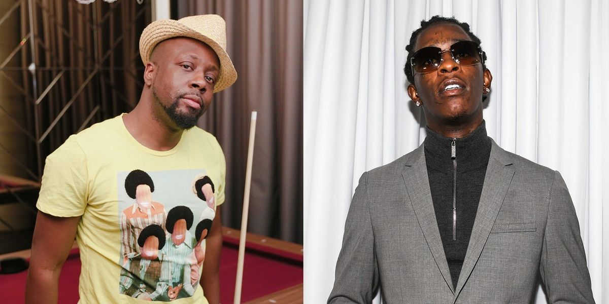 """Young Thug And Wyclef Jean Team Up On Lush Dancehall Track, """"I Swear"""""""
