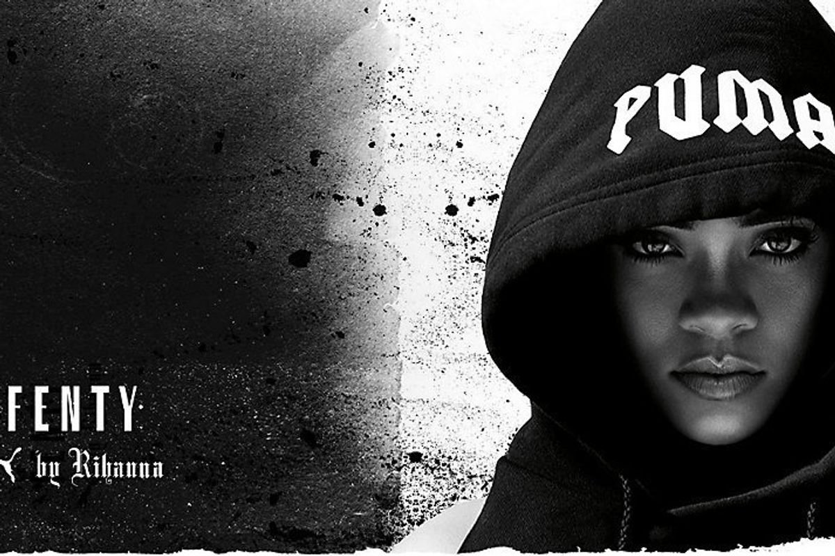 Peep Rihanna's New, Unfathomably Fabulous Fenty x Puma Collection