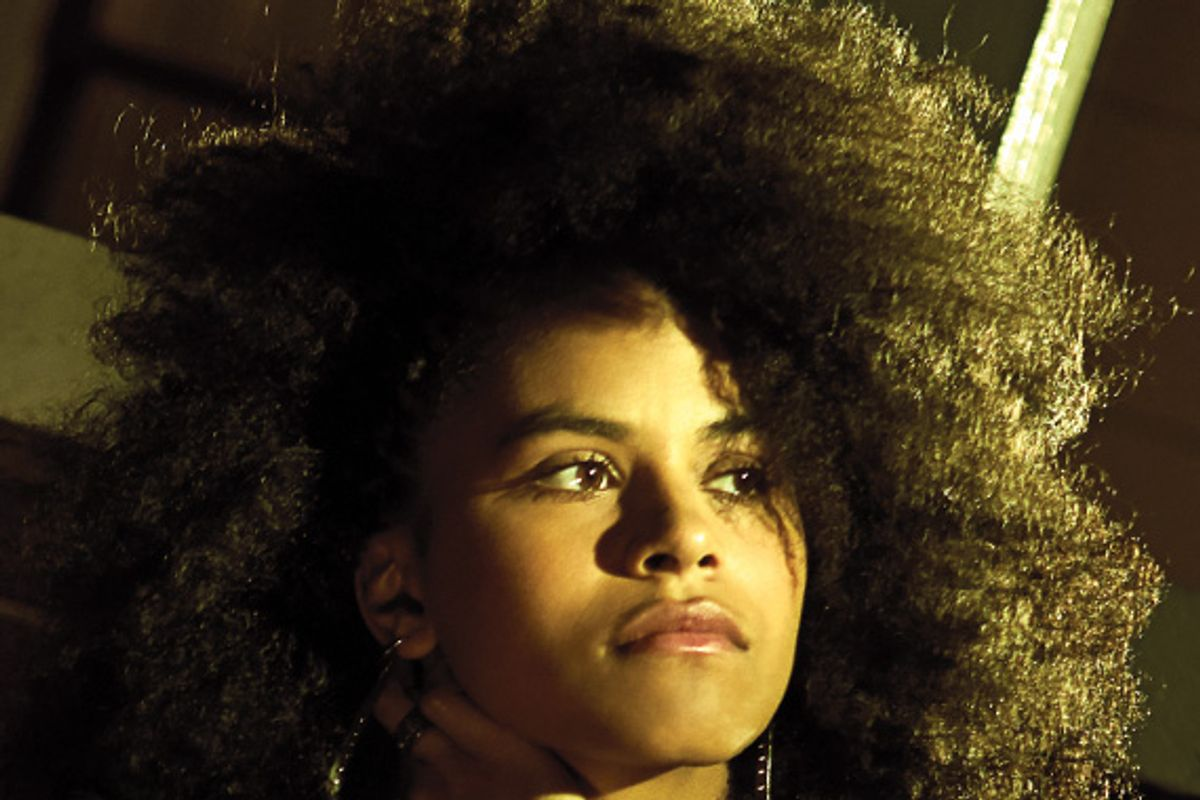 Chatting With Zazie Beetz About The Cinematic Experience of Watching 'Atlanta'