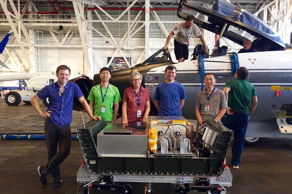 36b46917e638f4 Guam Airport Hosts NASA High-Altitude Research Plane - United Hub