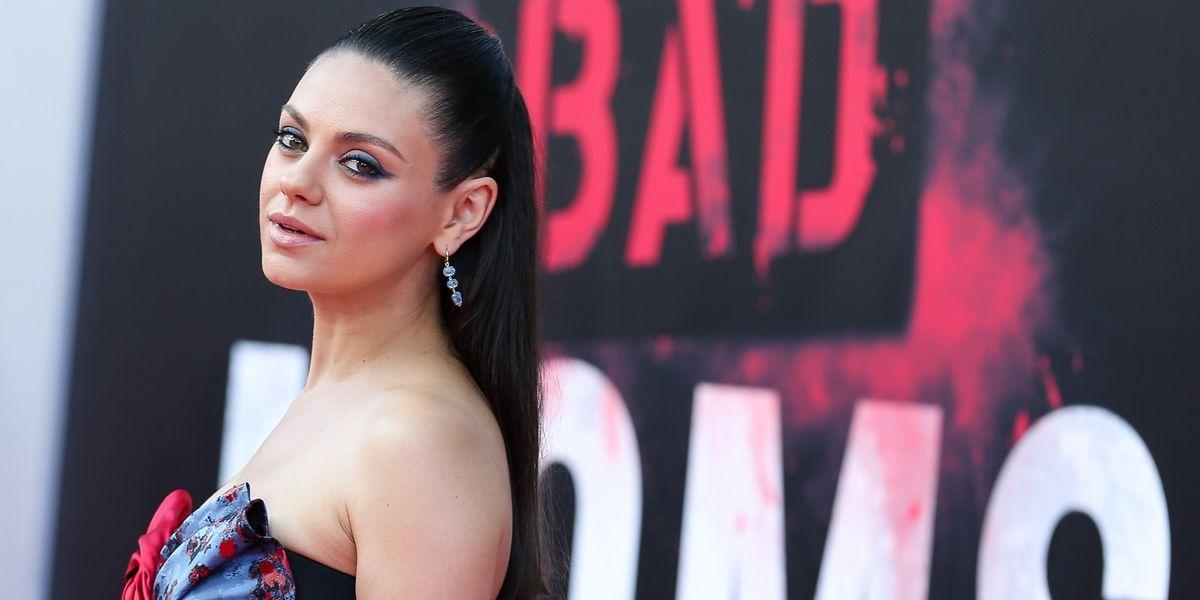 Mila Kunis Slams Sexist Film Producer, Workplace Gender Bias