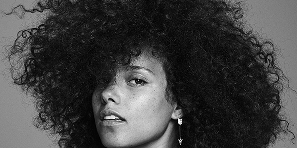 Stream Alicia Keys' Amazing New Album 'HERE'