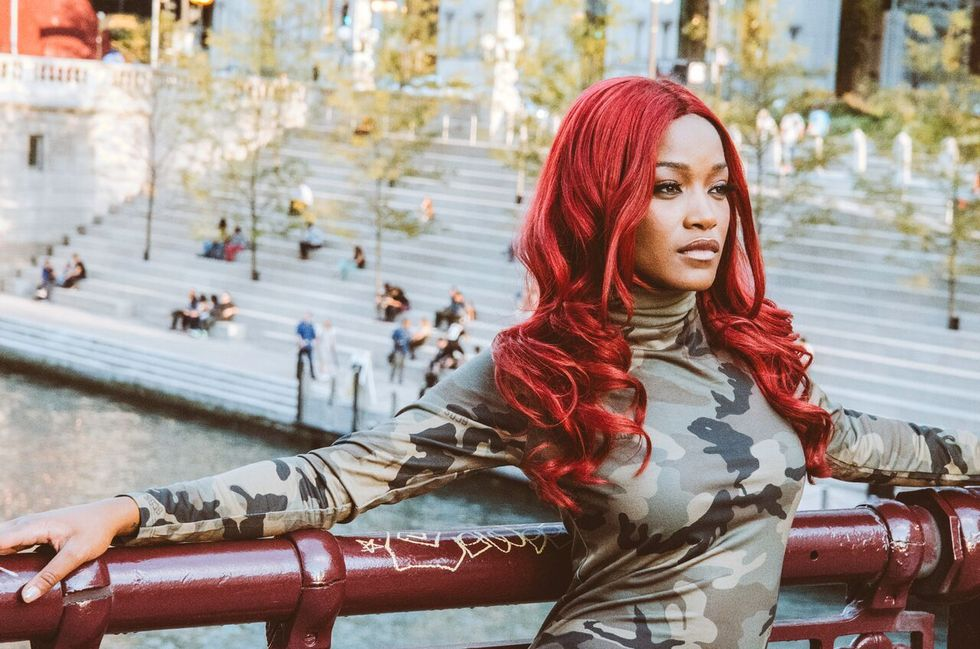 Chatting With Keke Palmer About Her Stellar New EP, 'Lauren'