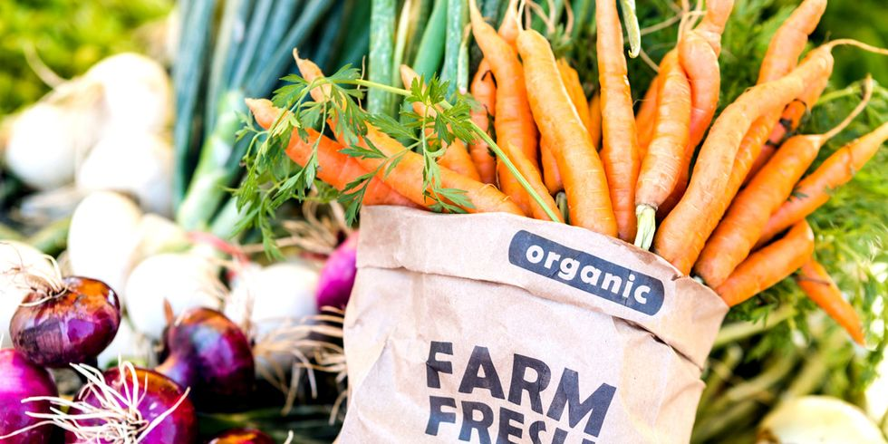 5 States That Grow the Most Organic Food Per Acre