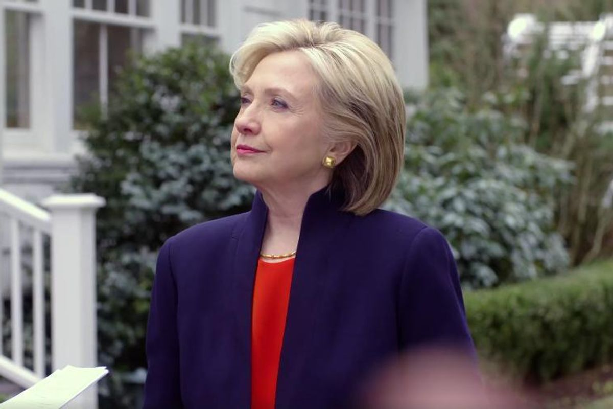 Hillary Releases One Final Supercut Of Her Entire Presidential Campaign