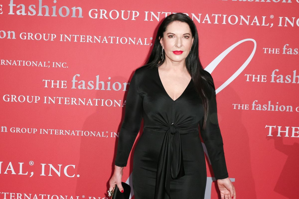 The Alt-Right Thought Marina Abramović Was A Satanist Hosting A Sex Cult Party