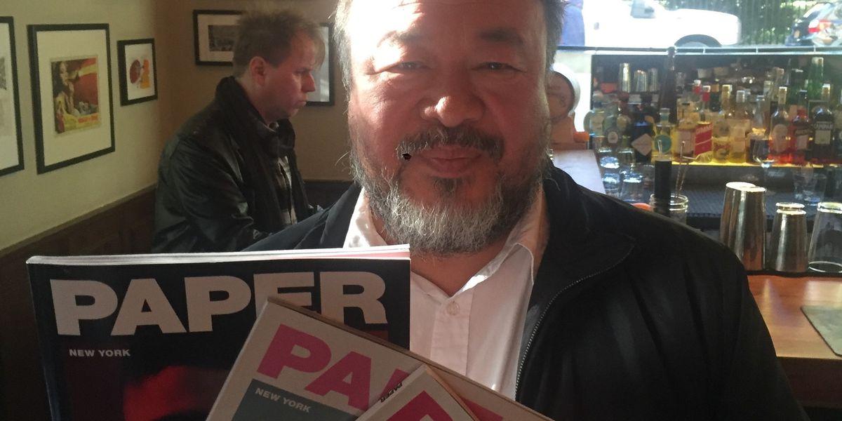 Ai Weiwei Brings the Syrian Refugee Crisis to Soho