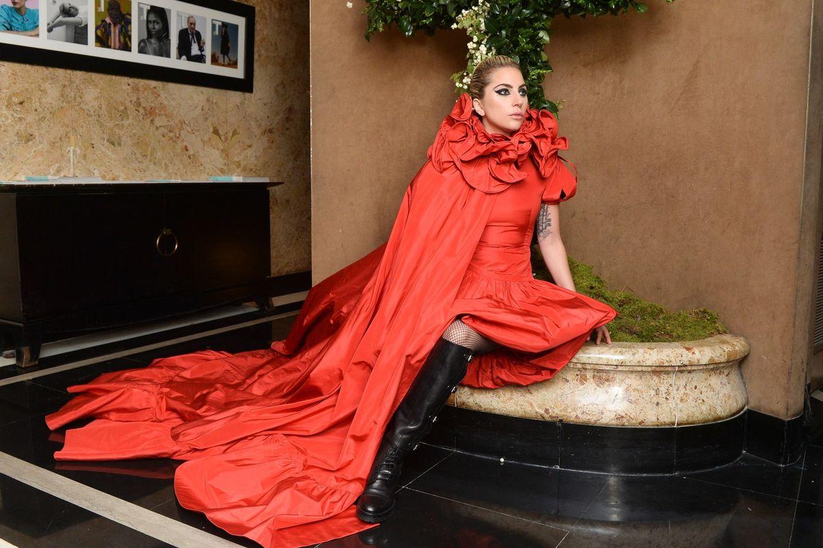 Lady Gaga Will Campaign for Hillary Tonight in North Carolina