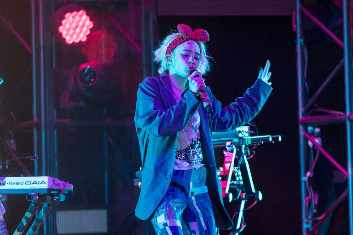 Grimes Recreates Iconic Political Ad To Get Out The Vote For Hillary Clinton