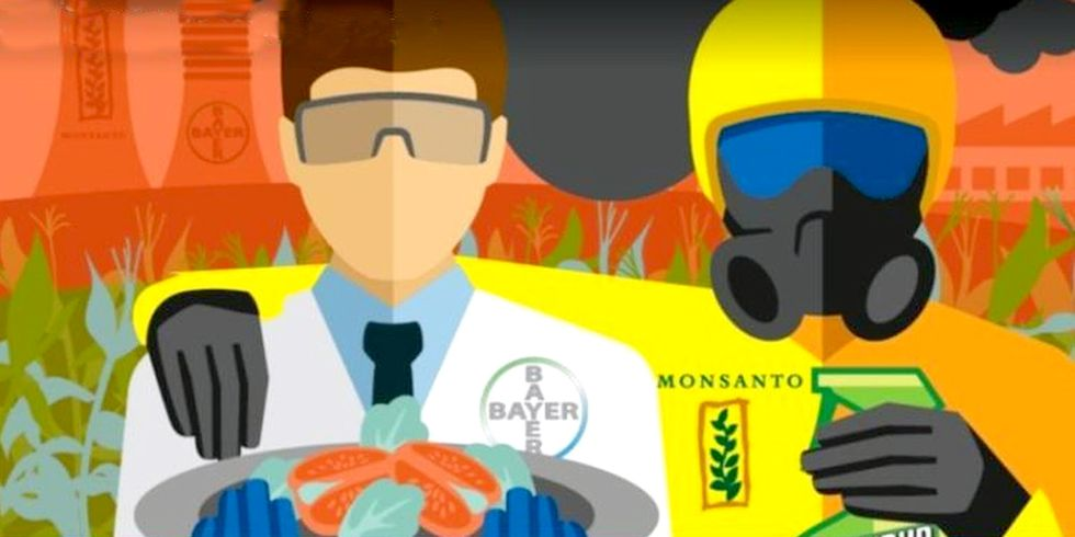 States Join Fed's Antitrust Probes of Bayer-Monsanto, Dow-DuPont Mergers