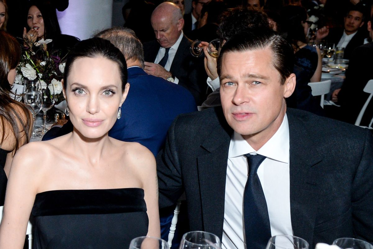 Angelina Jolie and Brad Pitt Reach a Custody Agreement (Maybe)