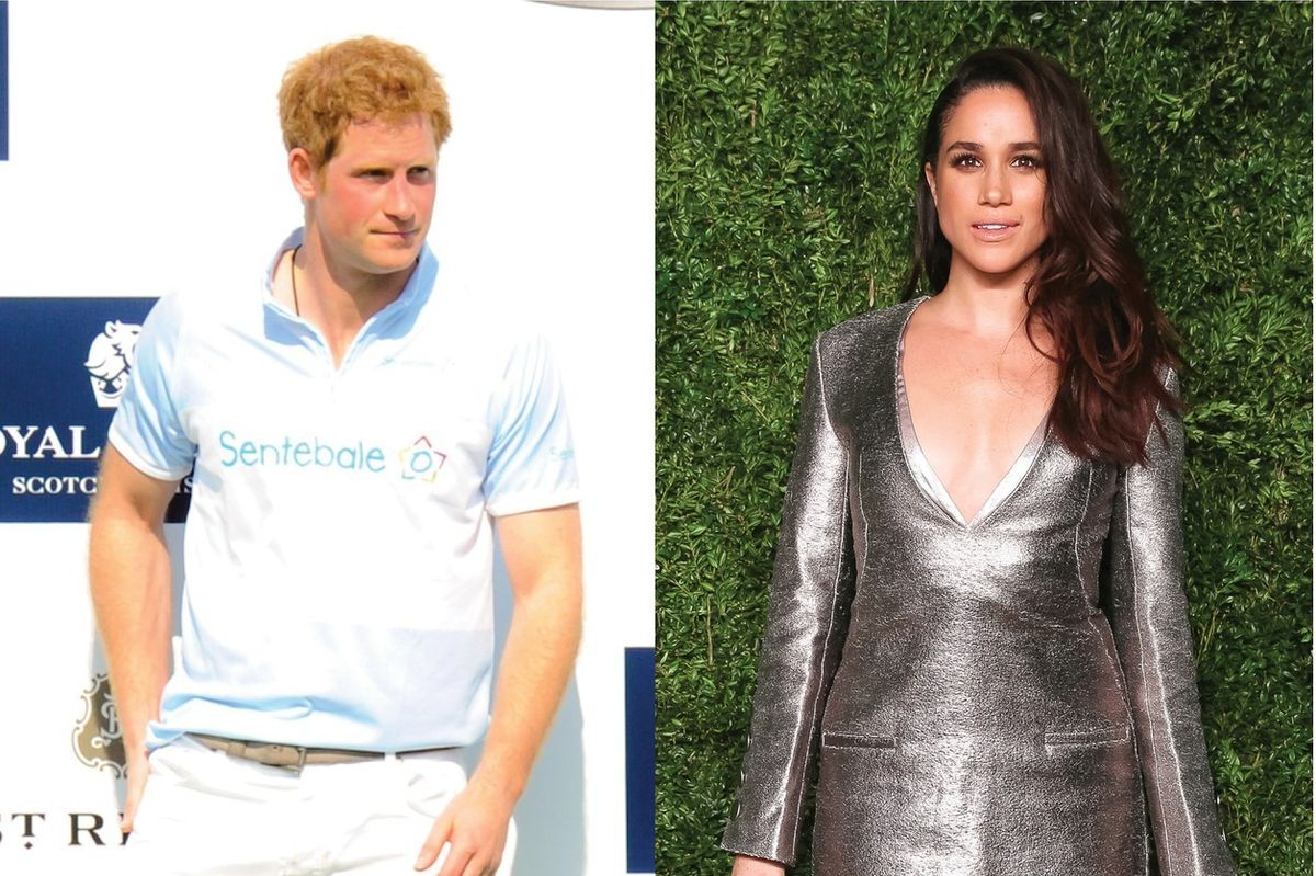 """Wave Of Harassment"" Prompts Prince Harry To Make His Relationship With Meghan Markle Public"
