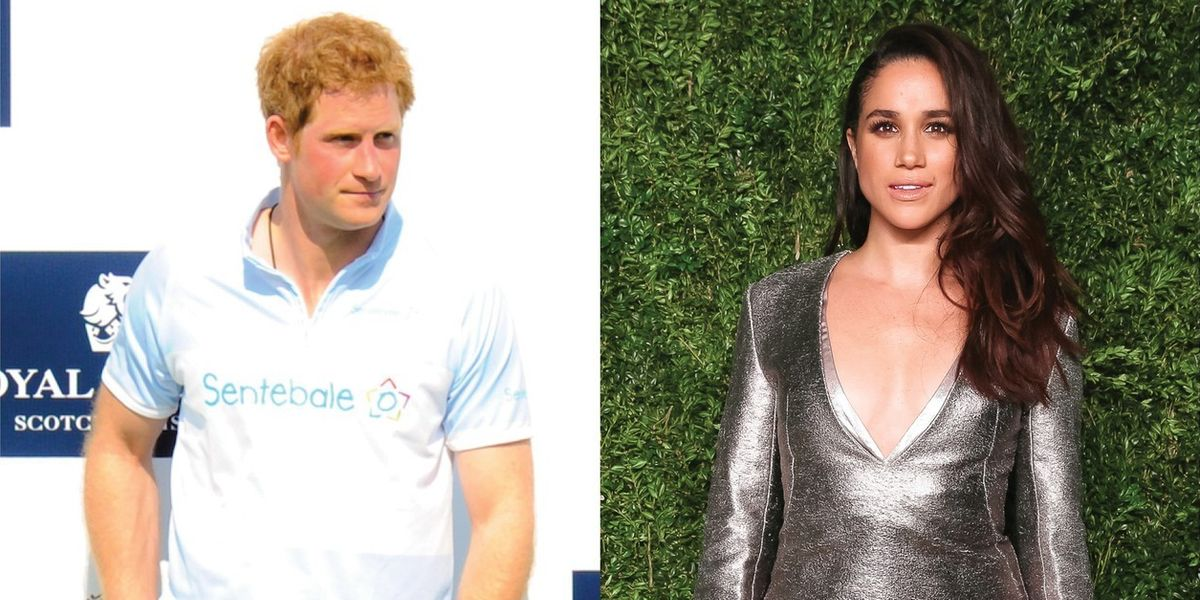 """""""Wave Of Harassment"""" Prompts Prince Harry To Make His Relationship With Meghan Markle Public"""