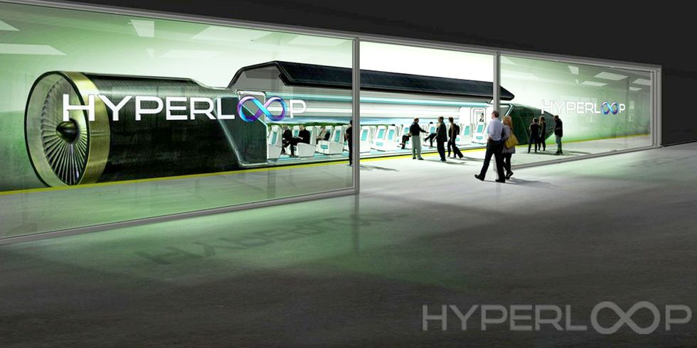 World's First Hyperloop System to Take You From Abu Dhabi to Dubai in 12 Minutes
