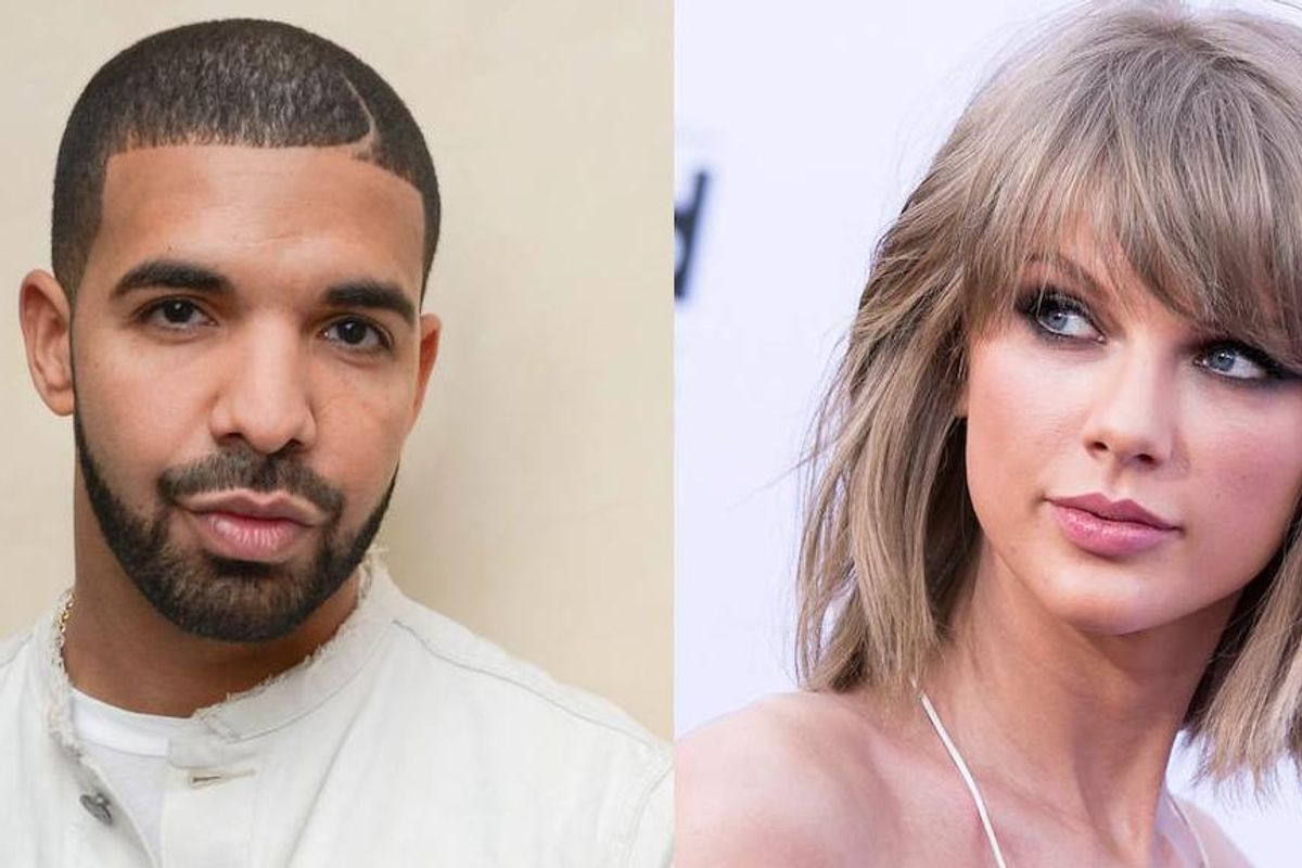 Drake Has Reportedly Been Buying Cat Toys For Taylor Swift's Cats
