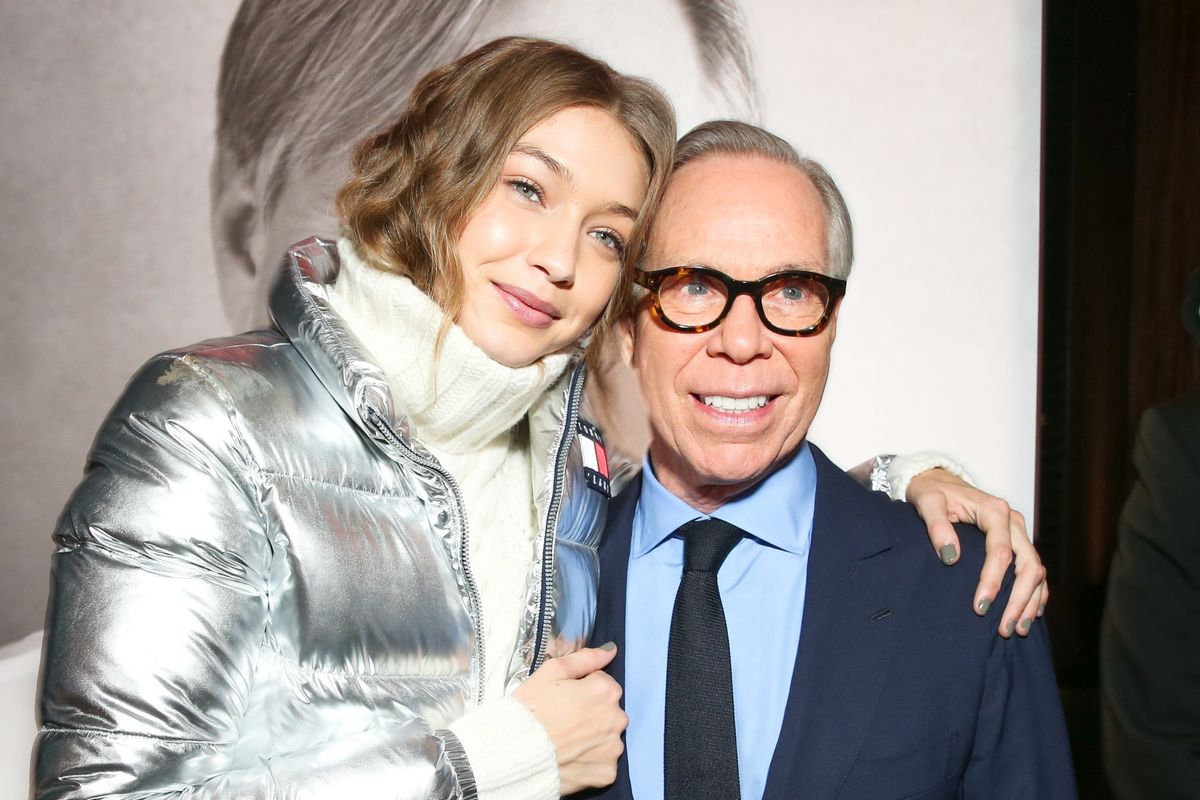 Gigi Hadid Defends Tommy Hilfiger's Comments About Her Body