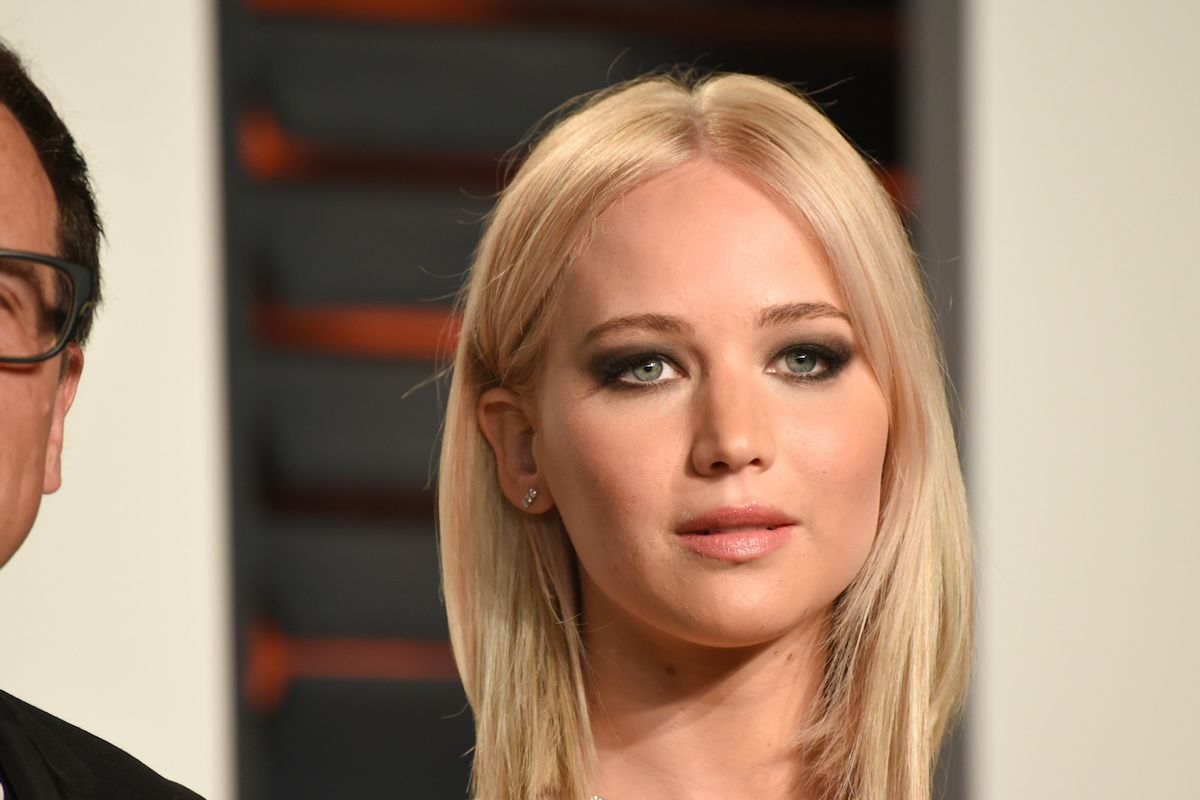 Jennifer Lawrence Pens Open Letter Response To Wake of Election