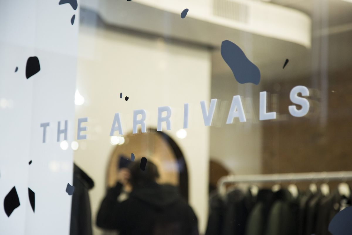 The Arrivals Arrive in Soho