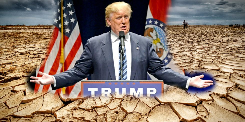 5 Ways Climate-Denier-in-Chief Spells Doom for the Environment