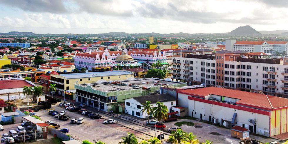 Aruba Commits to 100% Renewable Energy