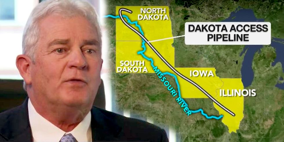 Trump's Personal Investments Ride on Completion of Dakota Access Pipeline