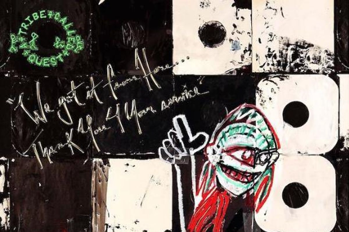 """Stream A Tribe Called Quest's New Album, """"We Got It From Here... Thank You 4 Your Service"""""""